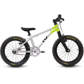 "Early Rider Belter Trail 16"" Kinderrad brushed aluminum/lime"